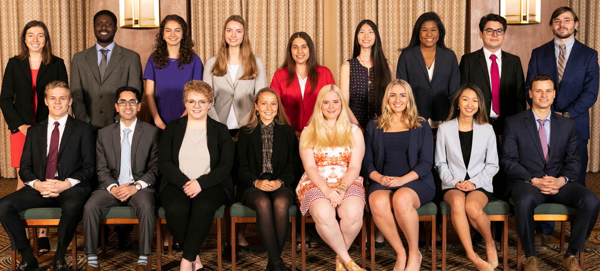 Phillips Ambassadors Spring 2019