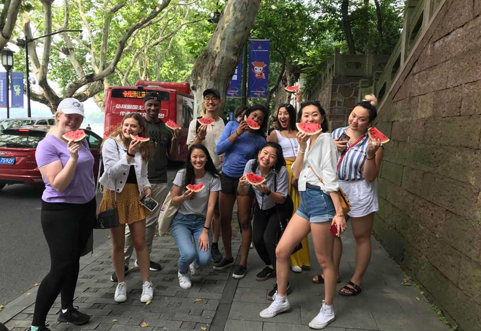 UNC Phillips Summer in Shanghai