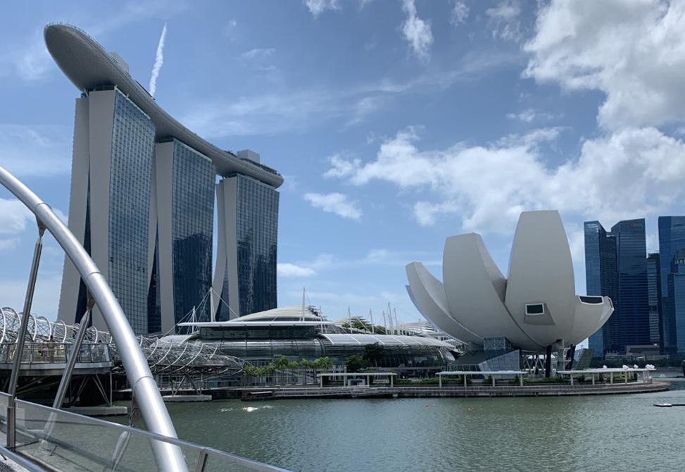 Ambassador Studies Abroad in Asia Again